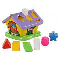 Игрушка Polesie садовый домик фиолетовый (3354-2)