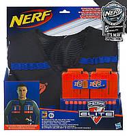 Жилет агента Hasbro Nerf со стрелами и обоймами (A0250), фото 1