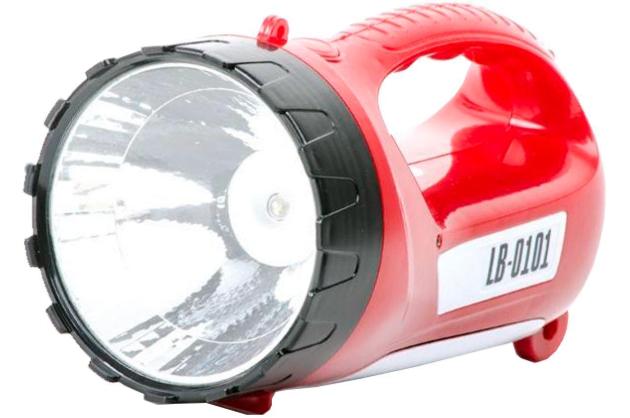 Фонарь аккумуляторный Intertool - 15 LED x 5 Вт