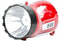 Фонарь аккумуляторный Intertool - 15 LED x 5 Вт, фото 1