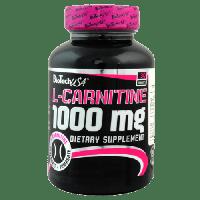 Жиросжигатель BioTechL-Carnitine 1000 mg 30