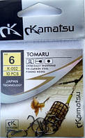 Крючок рыболовный Kamalsu Tomaru №6