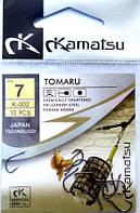 Крючок рыболовный Kamalsu Tomaru №7