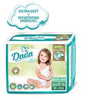 Подгузники Dada 6 extra large (extra soft) 15+ кг, 38 шт