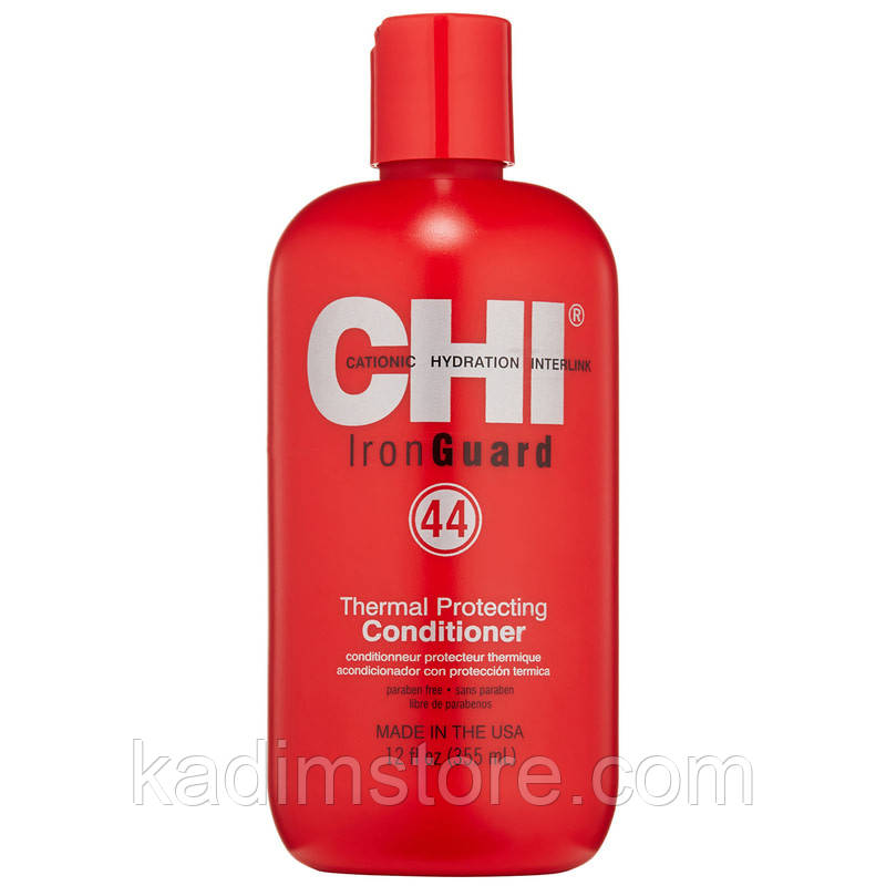 Термозащитный кондиционер CHI 44 Iron Guard Thermal Protecting Conditioner 355мл
