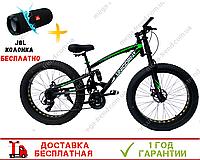 "Велосипед Unicorn - Sport 14G 18"" 26"" Xr 2019 Зеленый, фото 1"