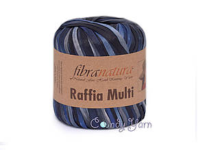 FibraNatura Raffia Multi, № 117-07