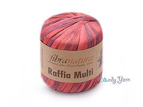 FibraNatura Raffia Multi, № 117-02