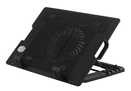 Подставка с кулером для ноутбука COOLER PAD 9-17 дюймов ErgoStand, фото 2