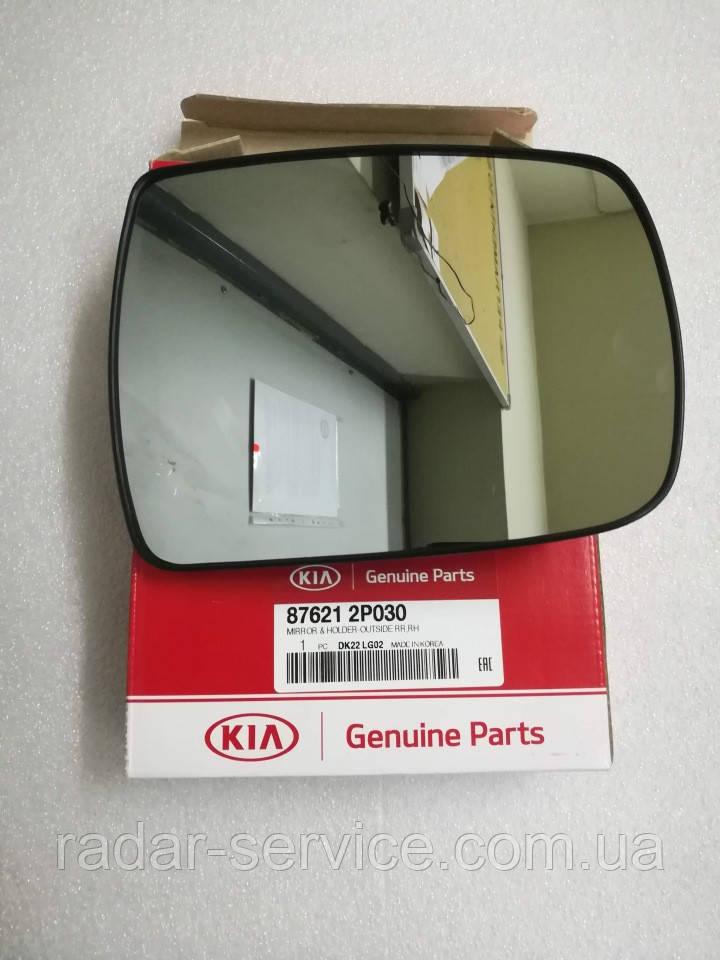 Скло дзеркала праве, KIA Sorento 2009-14 XM, 876212p030
