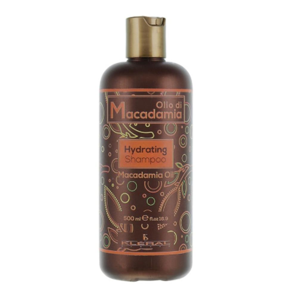 Шампунь для волос Kleral System Macadamia Hydrating Shampoo 500 мл