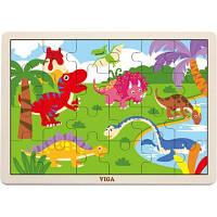 Пазл Viga Toys Динозавр (51460)