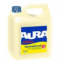 Грунт-концентрат укрепляющий (1:5) Aura Koncentrat GammaGrund, 10 л