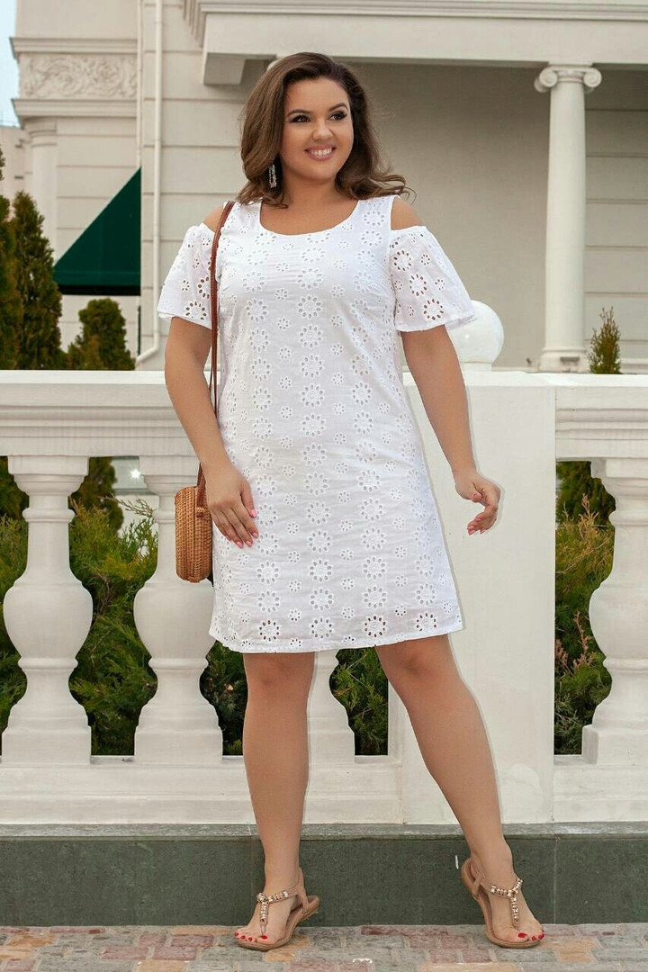 Платье Прошва Батал