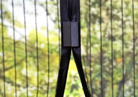 Москитная сетка на магнитах magic mesh 210х100 см
