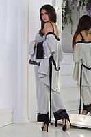 Пижама женская ботал ТФ0915/1, фото 1