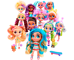 Куклы и питомцы Hairdorables