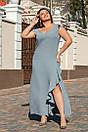 Платье Большие размеры , фото 8