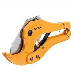 Ножиці Tolsen для різання ПВХ труб 200 мм (33000)