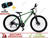 """Велосипед Unicorn - Typhoon 14G 18"""" 29"""" Xr 2019 Зеленый, фото 1"""