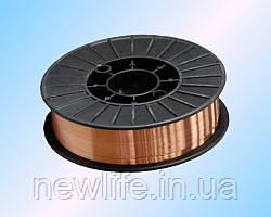Werk СВ-08Г2С Сварочная проволока омедненная 0.8 мм (4.5 кг)