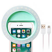 Селфи-кольцо Selfie ring MP01 Green R149757