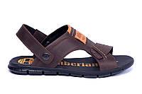 Мужские кожаные сандалии р. 41, фото 1