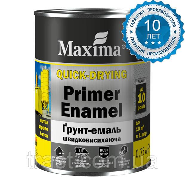 Грунт Эмаль быстросохнущая Максима 3в1 Quick-Drying Primer Enamel Maxima™
