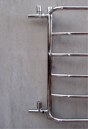 "Кран прямой 1/2""  под ключ для полотенцесушителя  , фото 2"