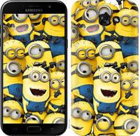 Чехол Endorphone на Samsung Galaxy A7 2017 Миньоны 8 860c-445-18675 (860-445)