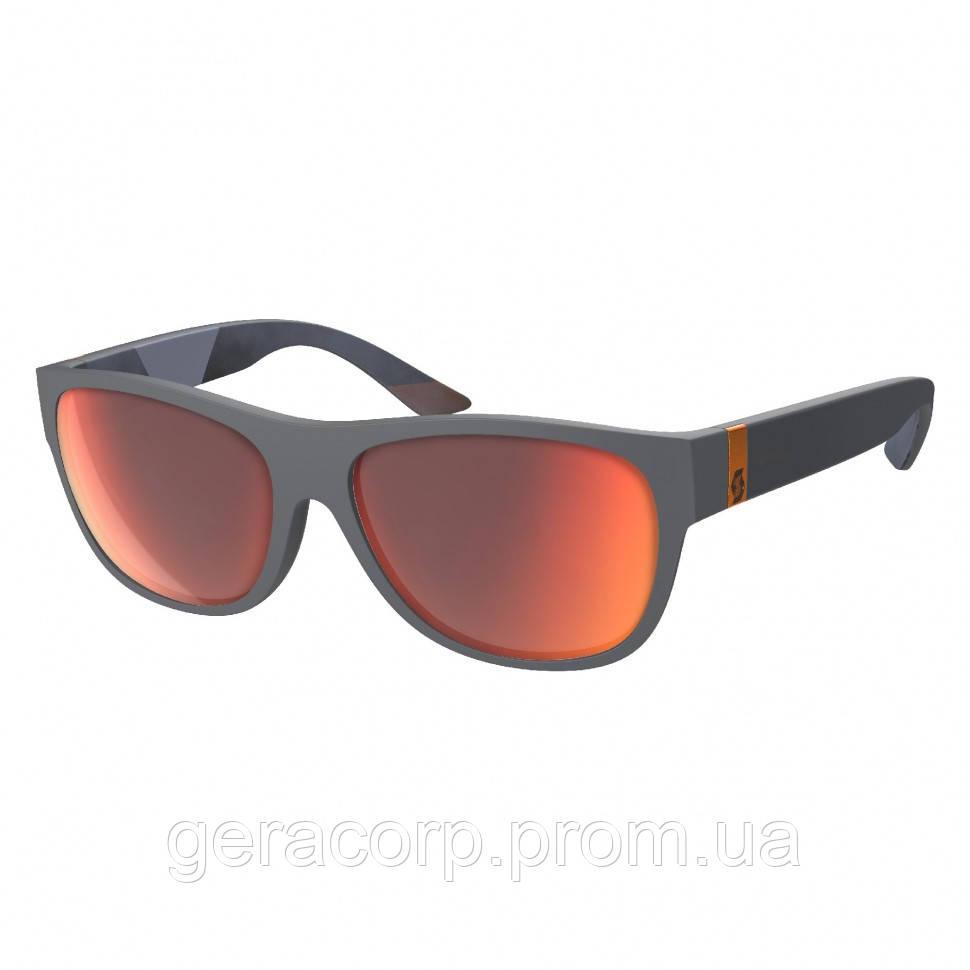 Очки SCOTT LYRIC grey/orange red chrome