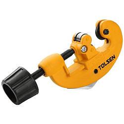 Труборіз TOLSEN від 3 мм до 28 мм для металевих труб.33004