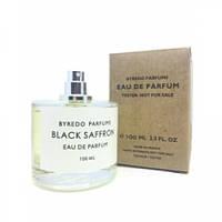 Тестер парфюмированная вода Byredo Black Saffron 100мл (лицензия)
