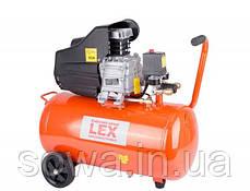 ✔️ Компресор LEX LXC50 - 50 літрів ( 2.8 kW / 3.8 HP ) Гарантія якості!!!, фото 3