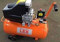 ✔️ Компресор LEX LXC50 - 50 літрів ( 2.8 kW / 3.8 HP ) Гарантія якості!!!
