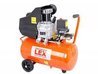 ✔️ Компресор LEX/лекс LXC24 - 24 літри ( 2.5 кВт, 50 Гц ) Гарантія 12 міс