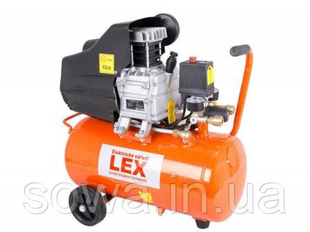 ✔️ Компресор LEX/лекс LXC24 - 24 літри ( 2.5 кВт, 50 Гц ) Гарантія 12 міс, фото 2