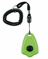 Звуковой вариатор с кнопкой и креплением (кликер), Трикси 2287