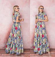 656d411d9c7 Купить цветное платье в пол оптом в Украине. Сравнить цены