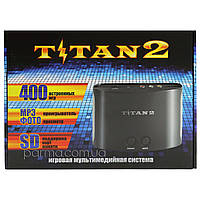 Titan 2 игровая приставка (400 встроенных игр 8-16 бит)