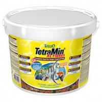 Тetra МIN XL 10л универсальный корм (крупные хлопья) для всех видов рыб