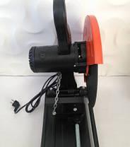 ✔️ Монтажная пила (металорез, труборез) LEX - LXCM295 ( 2950Вт, 0-45 ° ), фото 2