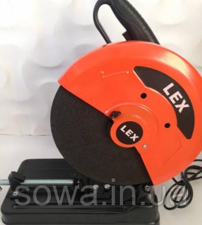 ✔️ Монтажная пила (металорез, труборез) LEX - LXCM295 ( 2950Вт, 0-45 ° )