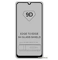 Защитное стекло 5D Full Glue для Xiaomi Redmi 7 Black (Screen Protector 0,3 мм)