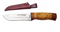 Нож охотничий 2253 OWP. Рукоять - орех,,охотничьи ножи,товары для рыбалки и охоты,оригинал