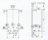 Двоконтурний димохідний газовий котел Bosch Gaz 3000 28-2KE, фото 2