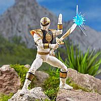 Фигурка Белый Рейнджер Могучие Рейнджер Power Rangers Lightning Collection 6-Inch Mighty Morphin White Ranger , фото 1