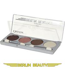 ES-404 Тіні для повік Berlin Beauty (4 тони)
