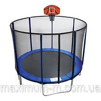 Батут EnergyFIT c баскетбольным щитом