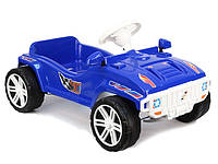 Детская педальная машина Hummer